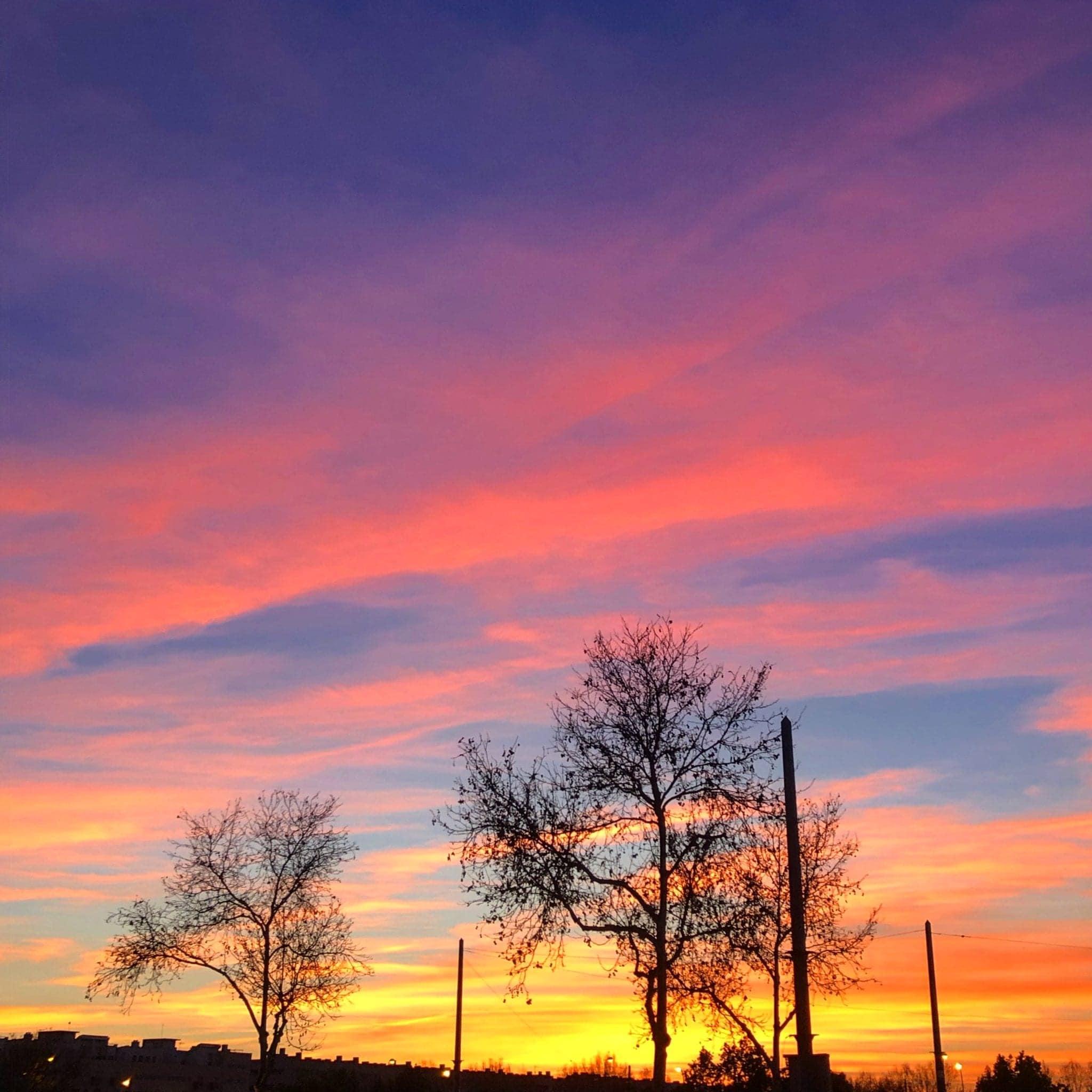 © Reise durch mein buntes Leben | Sonnenuntergang